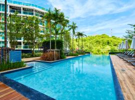 Unixx by Tech, hotel in Pattaya South