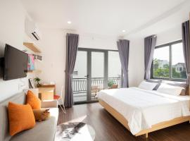 Memory Thảo Điền Hotel & Apartment, hotel near The Factory Contemporary Arts Centre, Ho Chi Minh City