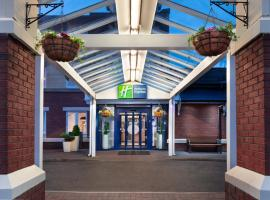Holiday Inn Express Strathclyde Park M74, Jct 5, an IHG hotel, hotel in Motherwell