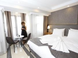 Değirmenlik Casamia Caffe & Suite, отель в городе Чанаккале