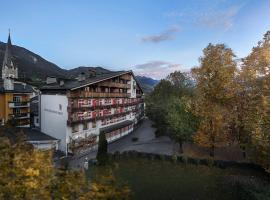 Hotel Goldener Greif, hotel v Kitzbuhelu