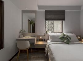 M 公寓,台北的飯店