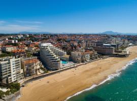 Sofitel Biarritz Le Miramar Thalassa, hôtel à Biarritz près de: Office du Tourisme de Biarritz