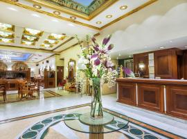 ad Imperial Palace Hotel Thessaloniki, hotel in Thessaloniki