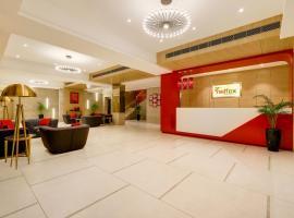 Red Fox Hotel, Vijayawada, hotel in Vijayawāda