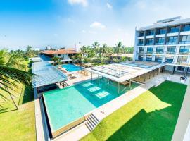 Goldi Sands Hotel, hotel in Negombo