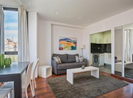 SLEEP Universitat by STAY, apartment in Barcelona