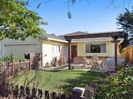 Westside Beauty, vacation rental in Santa Cruz