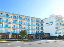 Cayman Suites Hotel, отель в Оушен-Сити