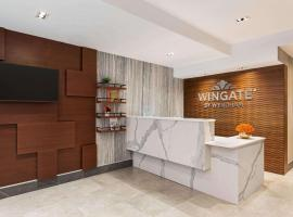 Wingate by Wyndham New York Midtown South/5th Ave, hotel in New York