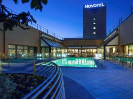 Novotel Milano Linate Aeroporto, hotel near Milan Linate Airport - LIN,