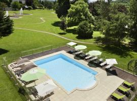ibis Styles Aix les Bains, hotel near Chambéry-Savoie Airport - CMF,