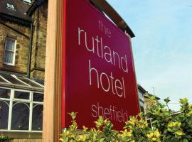 The Rutland Hotel, hotel in Sheffield