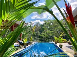 Puri Kasih Gottlieb, hotel near Tegallalang Rice Terrace, Ubud