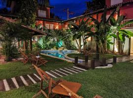 Pousada Tatuapara, hotel in Praia do Forte