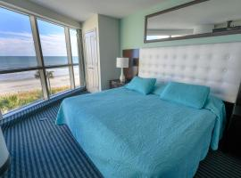 New Ocean Front Corner Unit, serviced apartment in Myrtle Beach