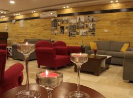 Petra Corner Hotel, hotel v destinaci Wadi Musa