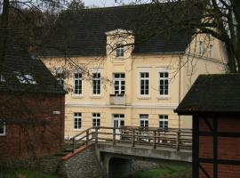 Schönhagener Mühle, Hotel in Pritzwalk