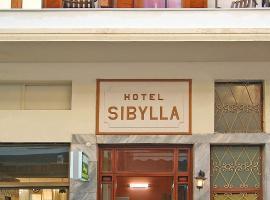 Sibylla Hotel, отель в Дельфах