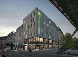 Holiday Inn Express - Wuppertal - Hauptbahnhof, an IHG Hotel, accessible hotel in Wuppertal