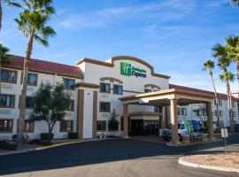 Holiday Inn Express Tucson-Airport, an IHG Hotel, hotel near Tucson International Airport - TUS,