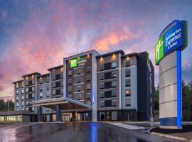 Holiday Inn Express & Suites Moncton, an IHG Hotel, hotel em Moncton
