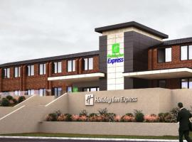 Holiday Inn Express - Wigan, hotel in Wigan