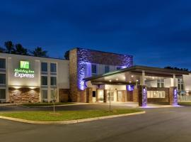Holiday Inn Express - Williamsburg Busch Gardens Area, hotel in Williamsburg
