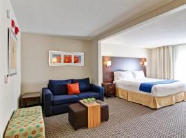Holiday Inn Express Hotel & Suites Toronto - Markham, an IHG Hotel, hotel em Richmond Hill