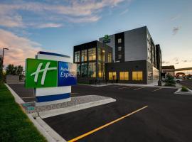 Holiday Inn Express - Lethbridge Southeast, an IHG Hotel, hotel em Lethbridge