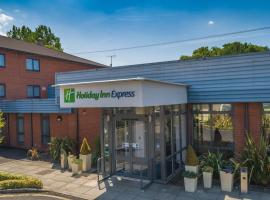 Holiday Inn Express Preston South, hotel near Preston Train Station, Preston