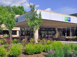 Holiday Inn Express Princeton Southeast, golf hotel in Plainsboro