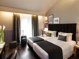 Holiday Inn Milan Garibaldi Station, an IHG Hotel, hotel in Milan
