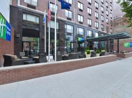 Holiday Inn Express Manhattan Midtown West, Holiday Inn hotel in New York