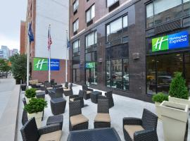 Holiday Inn Express Manhattan Midtown West, an IHG Hotel, hotel near Jacob K. Javits Convention Center, New York