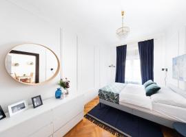 Boris' apartments - Bookshop owner's authentic apartment next to the Dancing house, hotel v Praze