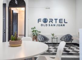 Fortel Hostel, hostel in San Juan