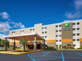 Holiday Inn Express Pittston - Scranton Airport, an IHG Hotel, hotel in Pittston