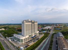 H Elite Design Hotel, hotel di Kota Bahru