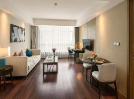 WIFC SUITES, hotel in Chengdu