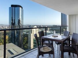 iStay River City Brisbane, hotel in Brisbane