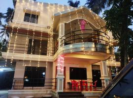 Shirke's Holiday Home, hotel with pools in Alibaug