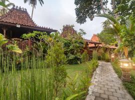 Be Bali Hut Farm Stay, farm stay in Ubud