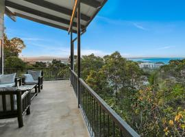 Picture perfect views, Noosa Heads, vacation home in Noosa Heads