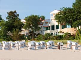 Travel Charme Strandhotel Bansin, hotel near Baltic Hills Golf Usedom, Bansin