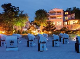 Travel Charme Strandhotel Bansin, hotel in Bansin