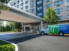 Holiday Inn Express Hauppauge-Long Island, hotel en Hauppauge