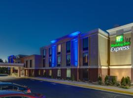 Holiday Inn Express Hotel & Suites Midlothian Turnpike, hotel in Richmond