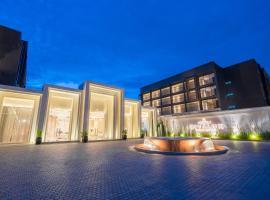 Divalux Resort & Spa Bangkok, Suvarnabhumi,萊卡邦的飯店
