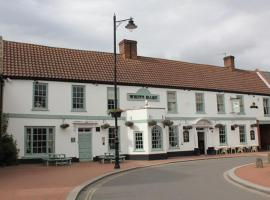 White Hart Bed and Breakfast, Lincolnshire, hotel in Spilsby